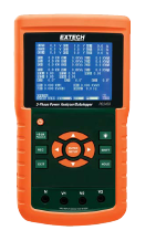 PQ3450: 1200A 3-Phase Power Analyzer/Datalogger