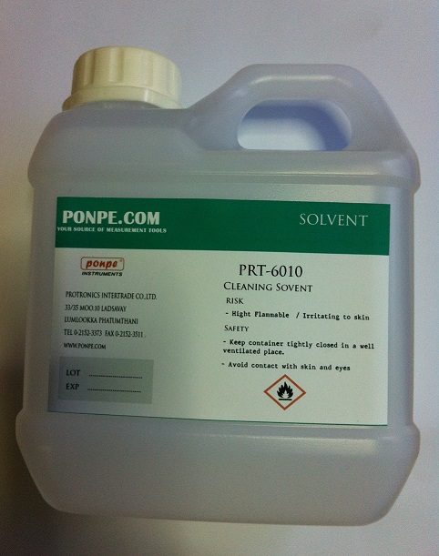 PRT-6010  Cleaning Solvent