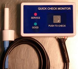 QC-1: Quick Check TDS/Conductivity Monitor