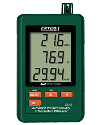 SD700 - Humidity/Temperature/Pressure Datalogger + SD CARD