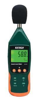 SDL600: Sound Level Meter/Datalogger