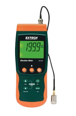 SDL800: Vibration Meter/Datalogger