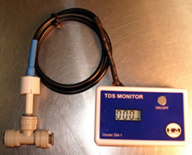 SM-1: In-Line Single TDS Monitor