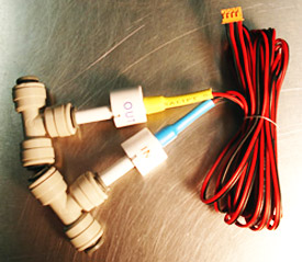 SP-4: Dual TDS Sensor Probes (single 4-pin connector)