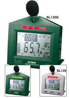 SL130G-220 Sound level meter เครื่องวัดความดังเสียง เครื่องวัดเส
