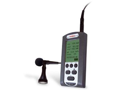 DS200 Noise dosimeter เครื่องวัดความดังเสียง เครื่องวัดเสียง