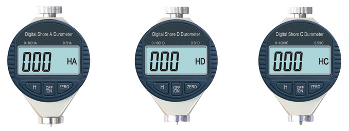 TA300 Serials Digital Durometer for Shore Hardness