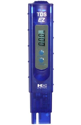 TDS Meter TDS-EZ Handheld Meter With Carrying Case
