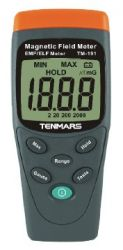 Temnars TM-191 Gauss Meter เครื่องวัดสนามแม่เหล็ก
