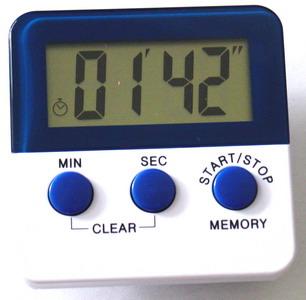 Timer นาฬิกาจับเวลา นาฬิกาตั้งเวลาเตือน AMT-201 Digital Timer