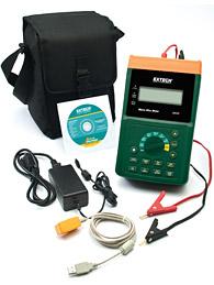 UM200: High Resolution Micro-Ohm Meter