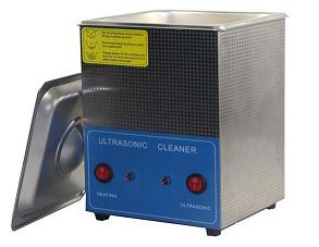 VGT-1620H เครี่องล้างความถี่สูง Ultrasonic Cleaner with Heater
