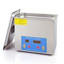 VGT-1740QTD เครี่องล้างความถี่สูง Ultrasonic Cleaner with Heater