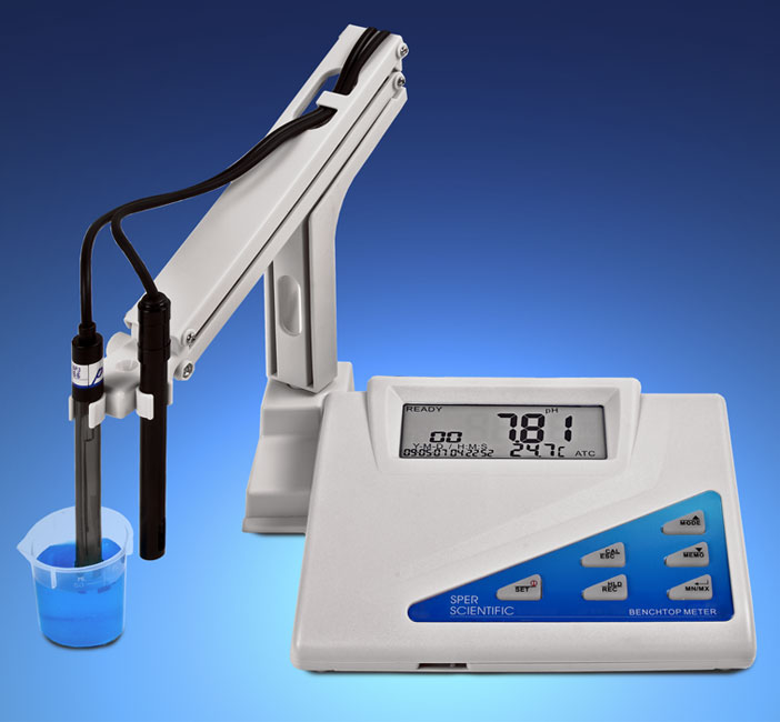 Water Quality Bench Top Meter - 860033