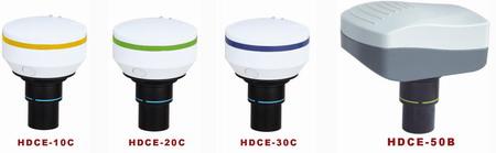 ชุดอุปกรณ์ และโปรแกรมวิเคราะห์ภาพ HDCE Series Digital Camera