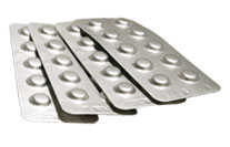 CL203-ExTab Reagent tablets เม็ดน้ำยาวัดค่าคลอรีน