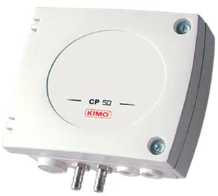 Differential pressure transmitter model CP50