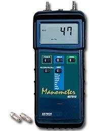 Heavy Duty Differential Pressure Manometer 407910