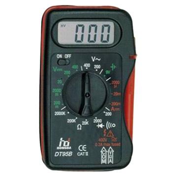 DMM Digital multimeter มัลติมิเตอร์ DT-95A