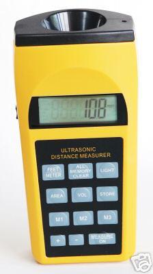 Distance Meter เครื่่องวัดระยะ เครื่องวัดระยะทาง UDM-18