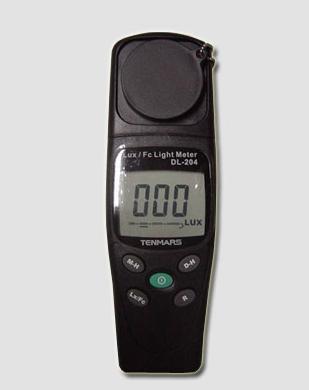 TM-204 Lux meter Light meter เครื่องวัดแสง Light meter Lux Meter