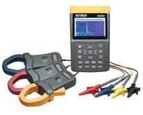 382096: 1000A 3-Phase Power & Harmonics Analyzer (220V)