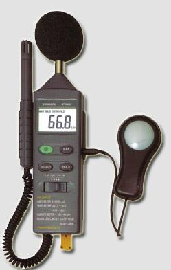 DT-8820 : 4 in 1 digital Multifunction Environment Meter