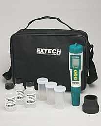 Waterproof ExStik II Conductivity/TDS/Salt/Temp Meter EC410