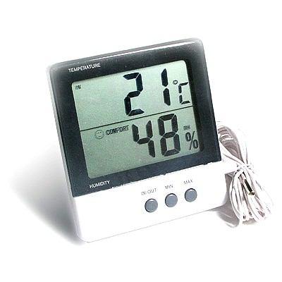 HH-620 เครื่องวัดอุณหภูมิ และความชื้น Thermo-Hygrometer