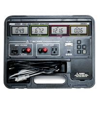 380801: True RMS Single Phase Power Analyzer เครื่องวัดกำลังไฟฟ้