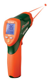 Dual Laser InfraRed Thermometer เทอร์โมมิเตอร์ 42511 EXTECH (USA