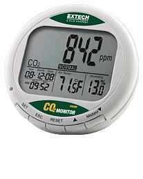 เครื่องวัดก๊าซคาร์บอนไดออกไซด์ Air Quality CO2 Monitor CO200
