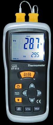 เครื่องวัดอุณหภูมิ เทอร์โมมิเตอร์ thermometer รุ่น DT-613