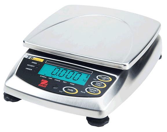 Scale เครื่องชั่งน้ำหนัก อาหาร Ohaus FD Series
