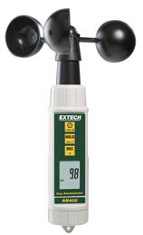 เครื่องวัดความเร็วลม Cup Thermo-Anemometer AN400