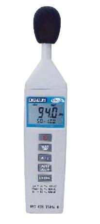 เครื่องวัดระดับความดังเสียง Sound Meter DIGICON DS-325