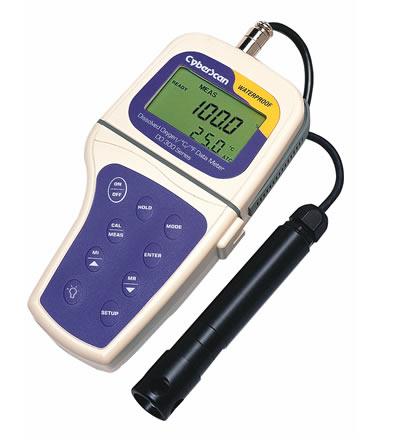 เครื่องวัดออกซิเจน Dissolved Oxygen DO Meter CyberScan DO300