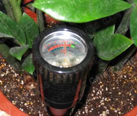 Soil pH Moisture Meter เครื่องวัดความชื้น กรดด่าง ในดิน ZD05 = D