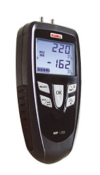 Manometer เครื่องวัดความดัน MP100 KIMO FRANCE