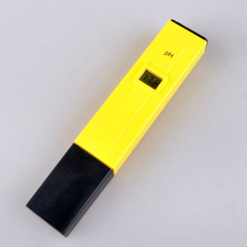 pH-009IA Pen Type pH Meter Digital Tester Hydro