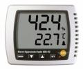 เครื่องวัดอุณหภูมิ และความชื้น Testo 608-H2 ตั้ง Alarm ได้