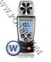 เครื่องวัดความเร็วลม Anemometer Air Velocity Meter Testo 410-1
