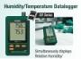 SD500: Humidity/Temperature Datalogger + SD CARD