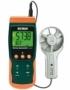 SDL300: Metal Vane Thermo-Anemometer/Datalogger