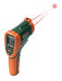 VIR50: Dual Laser IR Video Thermometer