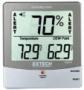 เครื่องวัดอุณหภูมิ ความชื้น with Dew Point +Alarm 445814