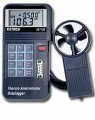 เครื่องวัดความเร็วลม CFM Vane Flow Rate Datalogger 451126