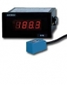 461950 1/8 DIN Panel Tachometer ครื่องวัดความเร็วรอบ