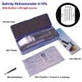 เครื่องวัดความเค็ม Salinity Refractometer ZGRS-10ATC