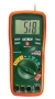 EX470: 12 Function True RMS Professional MultiMeter + InfraRed